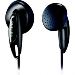 Philips SHE1350 In-Ear Headphones (No Mic)