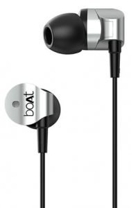 boAt BassHeads 132 Wired Earphones with HD Sound