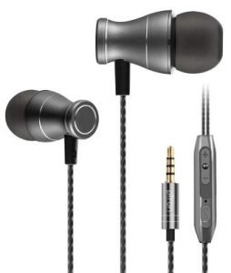 pTron Magg HBE (High Bass Earphones) Magnetic In-Ear Wired Headphones