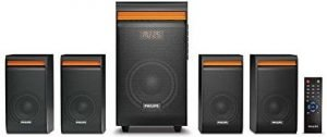 Philips 4.1 Channel Multimedia Speaker System (SPA8140B 94)