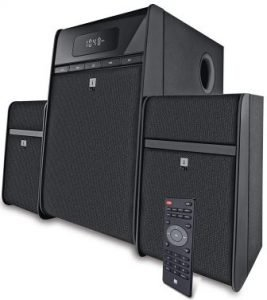 iBall Tarang Classic 2.1 Multimedia Speaker with Bluetooth