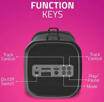 Function button