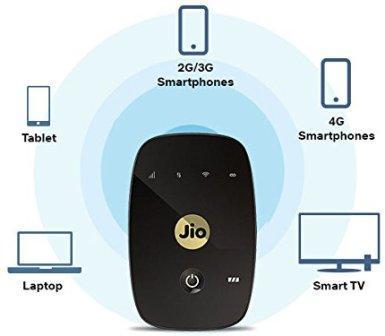 Jiofi M2s features