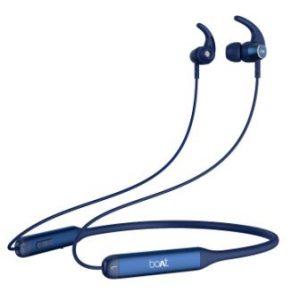 boAt Rockerz 330 Wireless Neckband Navy Blue