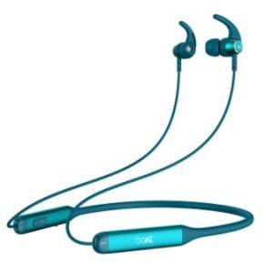 boAt Rockerz 330 Wireless Neckband Teal Green